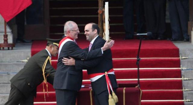 Gabinete Zavala no obtiene el voto de confianza