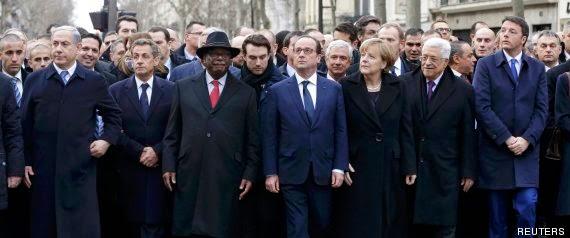 US PARLA PARIS, ENS HAN DECLARAT LA GUERRA