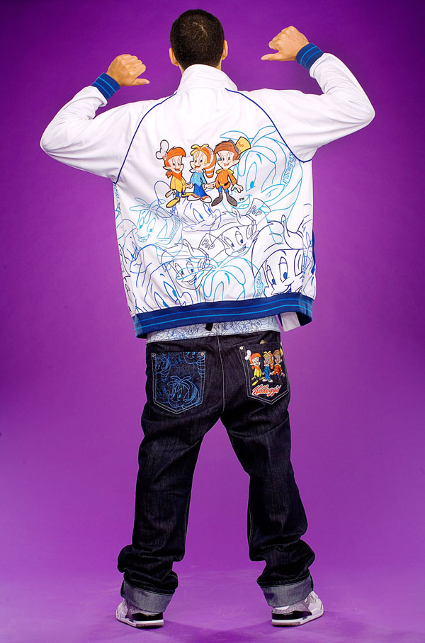 Kellogg's Cereal Streetwear Is Here At Last - H TRENDZ