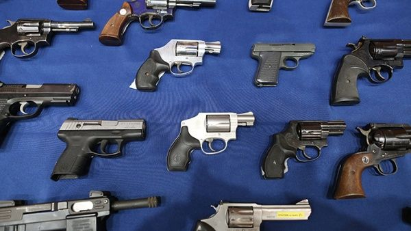 Congreso de EE.UU. permitirá compra de armas a personas con problemas mentales