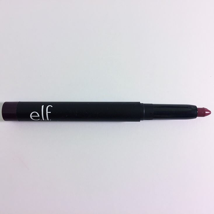 e.l.f. Matte Lip Color Scarlet Night
