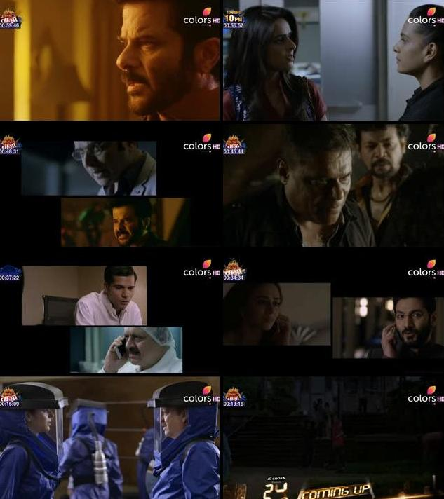 24 Hindi S02E20 HDTV 480p