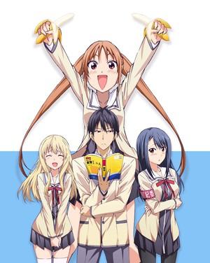 Aho Girl, Anime Aho Girl,Tải Về Aho Girl