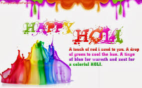 Happy Holi Quotes Wallpaper
