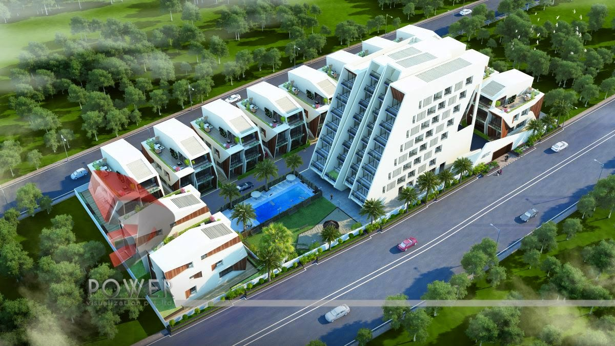 The Upcoming Smart Township in City