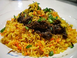 Cara memasak nasi briyani yang nikmat, resep nasi briyani