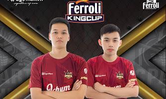 AoE Ferroli King Cup 2020: Công bố 8 cặp đôi tham dự giải!