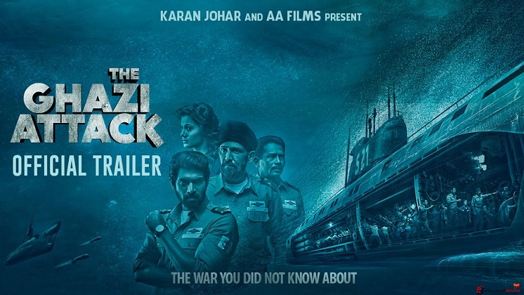 The Ghazi Attack Full Movie Download, The Ghazi Attack (2017) Telugu Full Movie Download HD Free