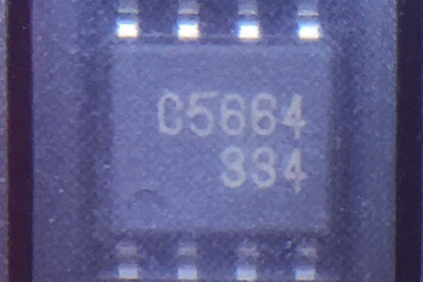 C5664 2SC5664 Fuel injection driver chip For Toyota