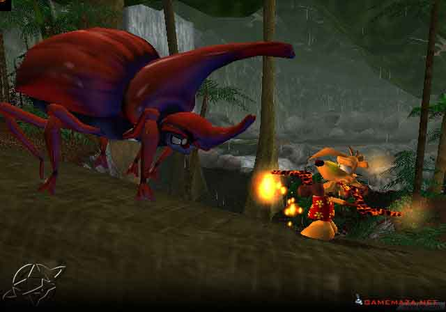 TY The Tasmanian Tiger Gameplay Screenshot 1