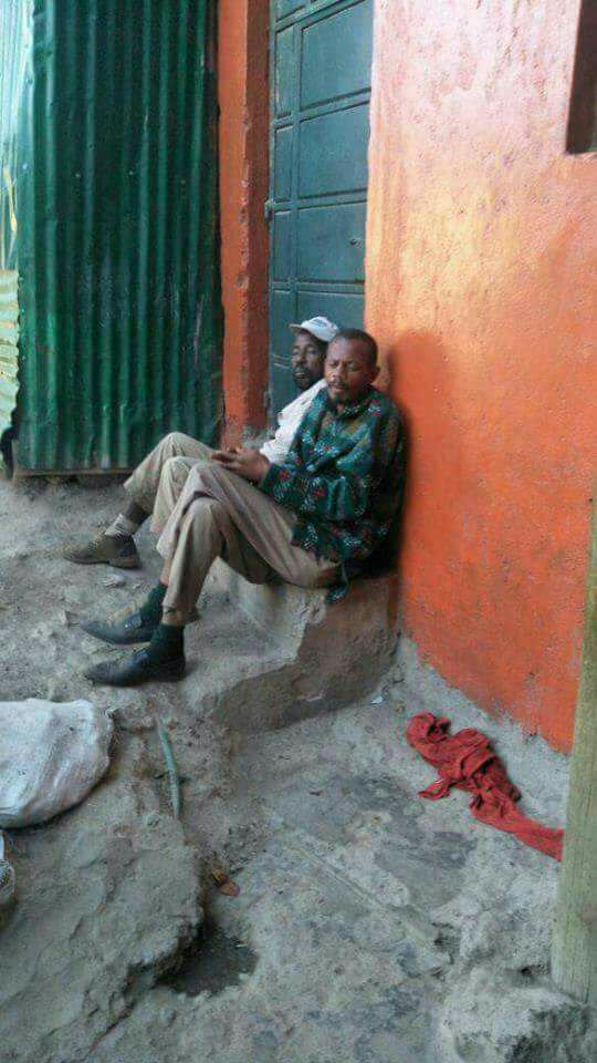 Githeri Man Drunk Head Of State Commendation