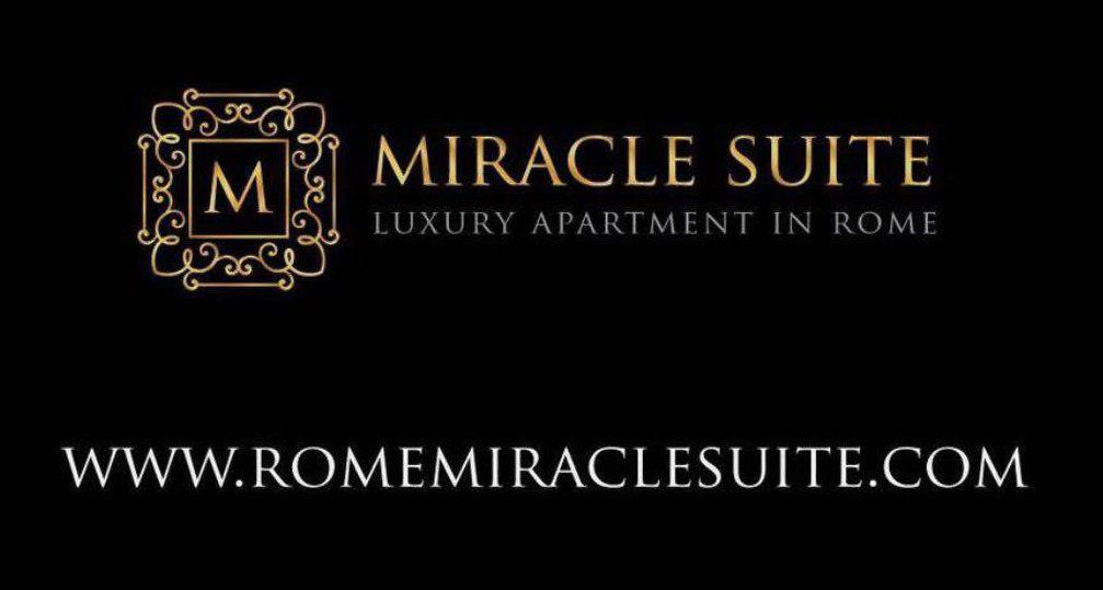 Miracle Suite - Luxury Apartment in Rome