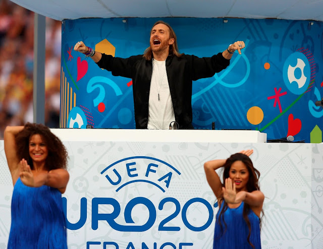 UEFA Euro 2016 Photos - France Euro 2016 Opening Ceremony