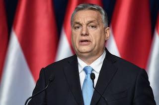PM Hungaria, Viktor Orban./Foto: AFP