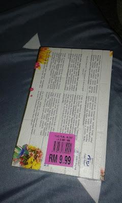Beli Novel Harga RM10.00