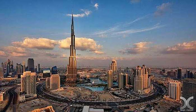 Bangunan Ikon Dunia Burj Khalifa