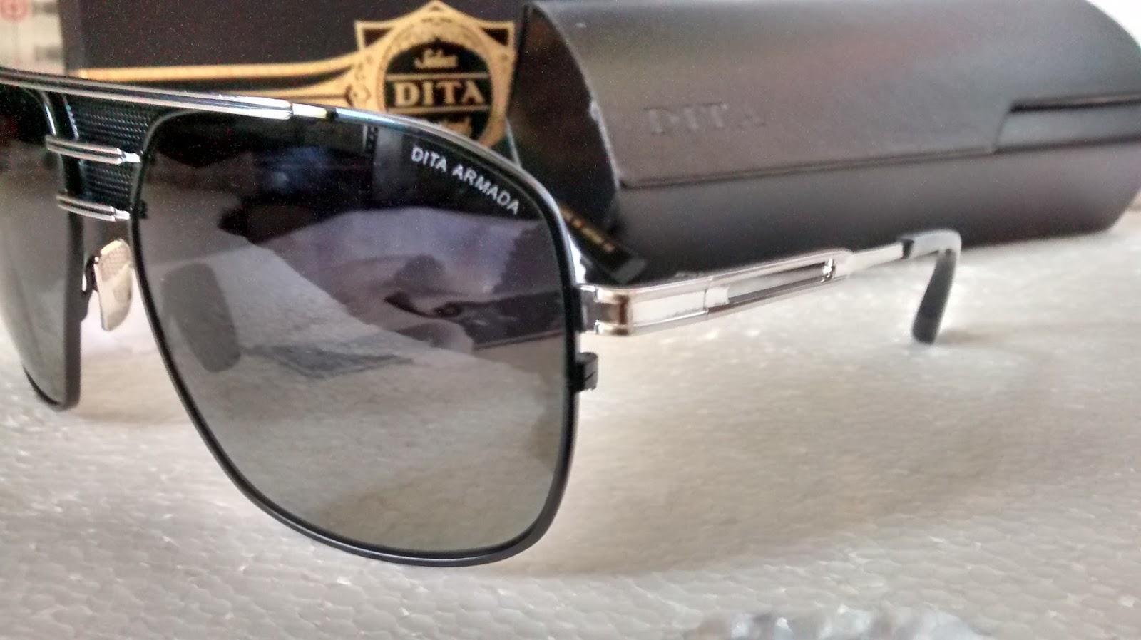 12ef2b28dc DITA Armada Super Black Awesome Sunglasses For Men Rs3700 with DITA ...
