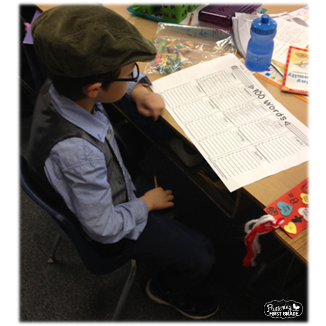 Dress like your 100 years old on the 100th Day of School