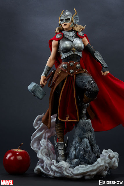 osw.zone Sideshow Collectibles Jane Foster Thor: Goddess of the Thunder Premium Format ™