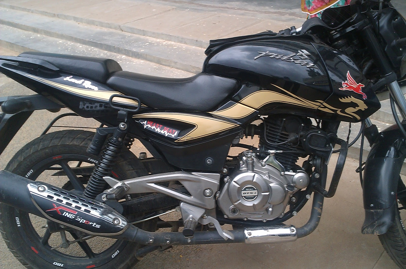 Bike Stickering Designs For Yamaha Fz.The Gallery For ...