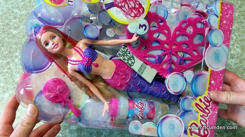 Barbie Bubble-Tastic Mermaid