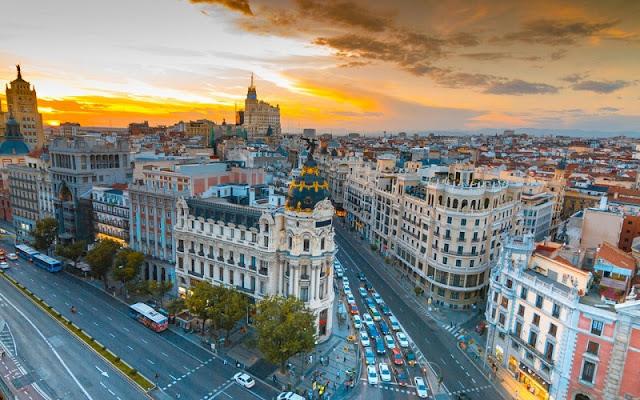Roteiro de cinco dias em Madri