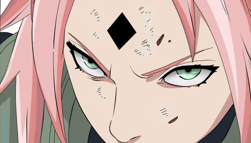 Sakura Haruno tua