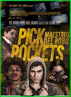 Pickpockets: Maestros Del Robo (2018) | DVDRip Latino HD GDrive 1 Link