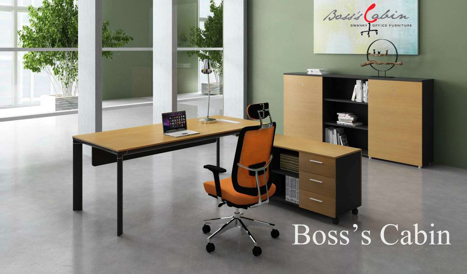 Buy Beck Office Table At Boss S Cabin Online Office Furniture