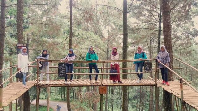 Wisata Sikembangpark Kebaturan Blado Batang