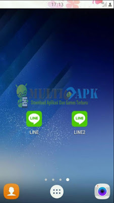 Download Multi Line1 Line2 Messenger Mod v7.2.1 Apk Terbaru