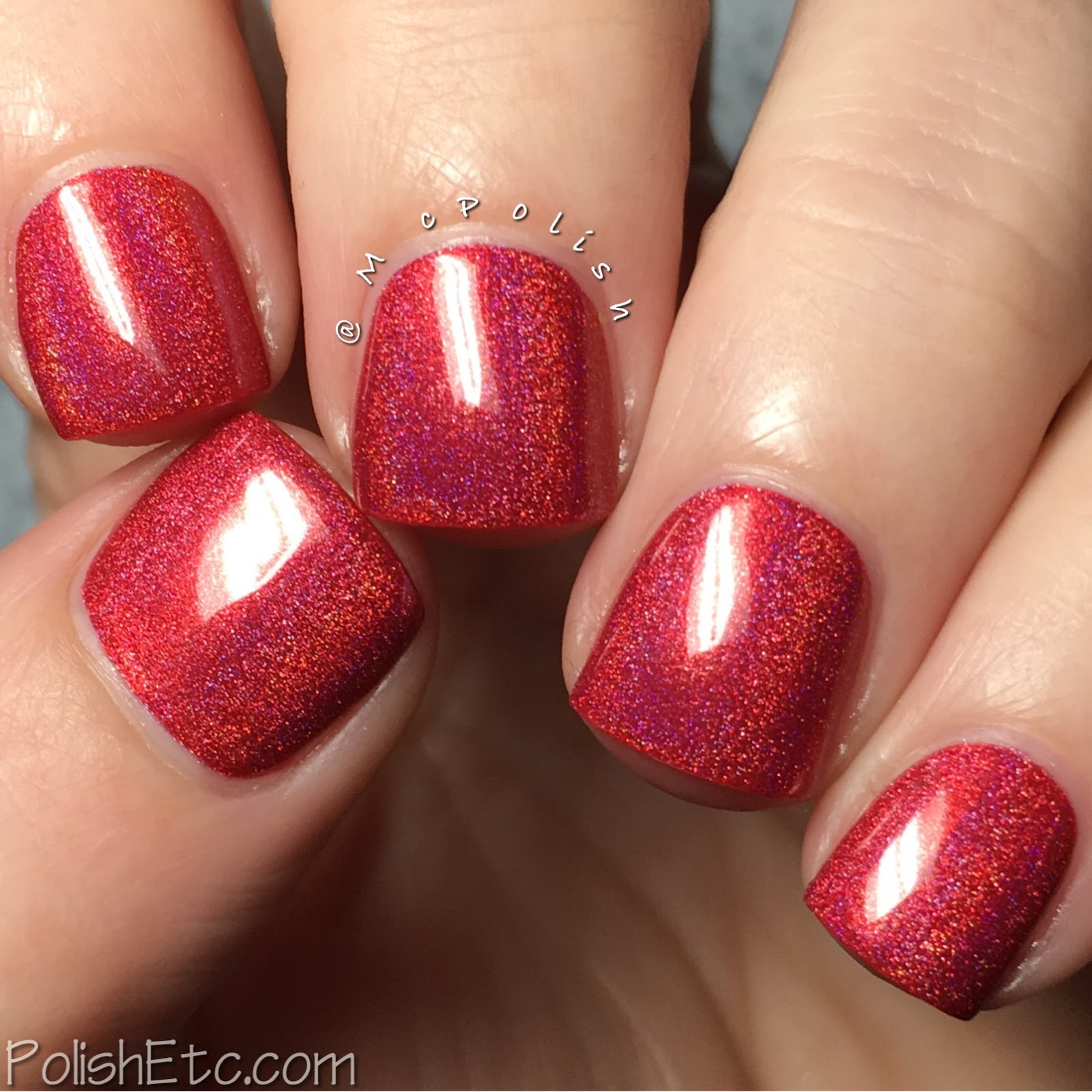 KBShimmer - Nauti by Nature Collection - McPolish - Macaw Me Maybe