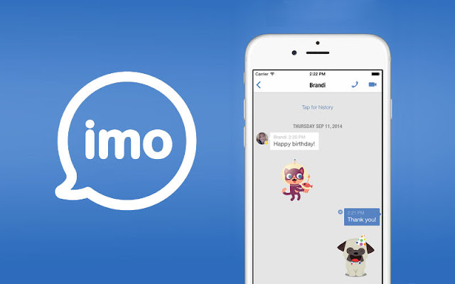Download IMO App For iOS