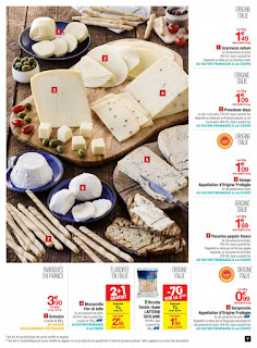 Catalogue Carrefour  28 Mars au 03 Avril 2017