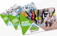 Logo Concorso Leroy Merlin ''La tua casa,  il tuo Natale'': vinci gratis buoni da 100€ , 150€ e 200€