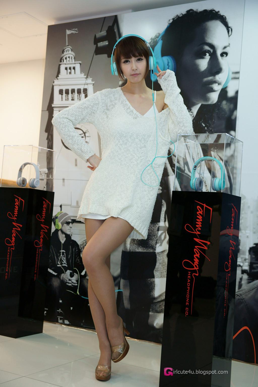 Xxx Nude Girls Kang Yui For Fanny Wang Headphone-5817