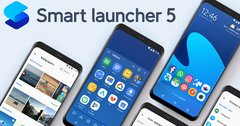 Smart Launcher 5 v5.2 build 020 PRO APK