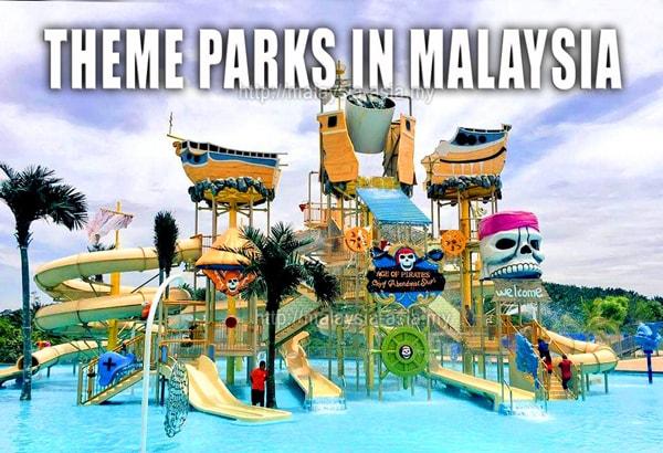 Malaysia Theme Parks