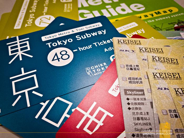 Tokyo Subway Pass Klook