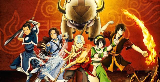 Avatar: La leyenda de Aang (61/61) (64MB) (HDL) (Sub Español) (Mega)