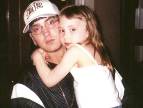 Hailie, la hija de Eminem, ya tiene 21 años