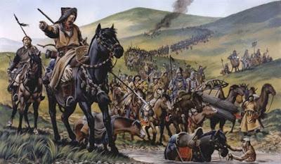Κλιματικές αλλαγές έσωσαν την Ευρώπη από τους Μογγόλους