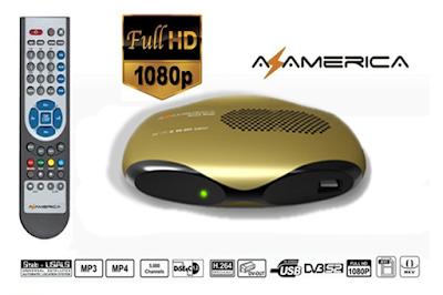 Atualização beta para azamerica s925