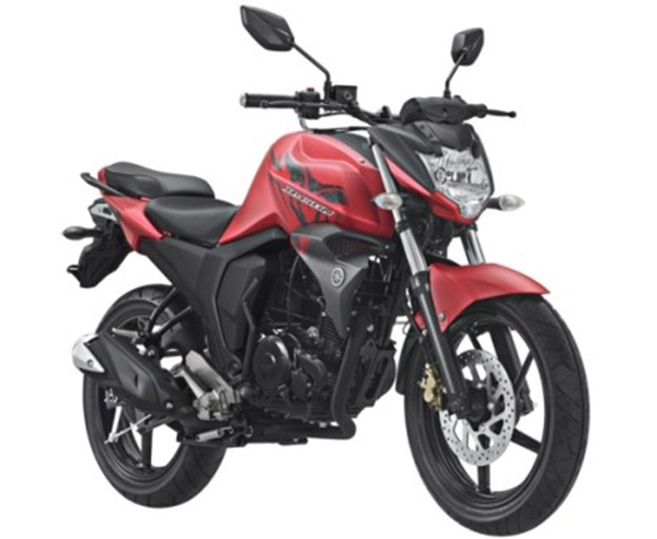 Warna Baru Yamaha All New Byson FI 2017