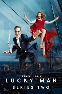 Stan Lee's Lucky Man Poster