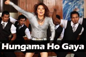 Hungama Ho Gaya