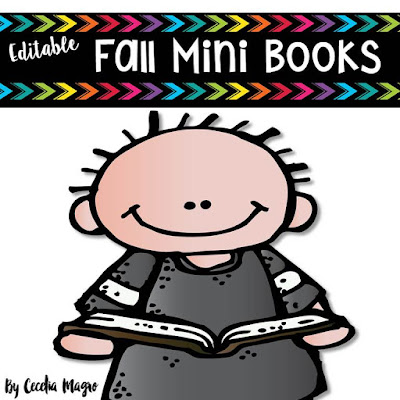 https://www.teacherspayteachers.com/Product/Editable-Fall-Mini-Books-2165997