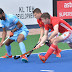 Indian Men's Hockey Team draw 1-1 against England in Sultan Azlan Shah Cup