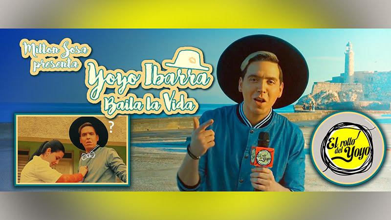 Yoyo Ibarra - ¨Baila la Vida¨ - Videoclip - Director: Milton Sosa. Portal del Vídeo Clip Cubano