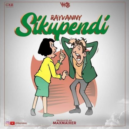 Download Mp3 | Rayvanny - Sikupendi